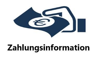Zahlungsinformation